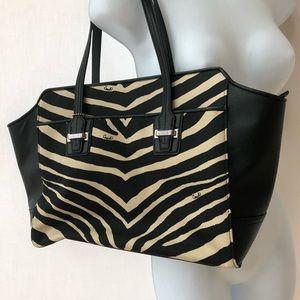 coach zebra bag